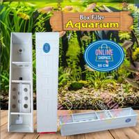 Box Filter Aquarium Ukuran 60.cm + Tutup