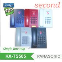 Telepon Rumah/Indihome Dan Untuk Pabx Type Panasonic KX-TS505