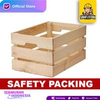 Tambahan Packing Box Kayu Untuk Barang Elektronik / Safety Packing