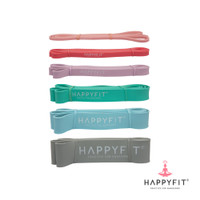 HAPPYFIT RESISTANCE FULL BODY POWER BAND NEW