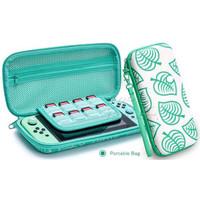 Nintendo Switch V2 Animal Crossing Edition Case Pouch Bag Tas