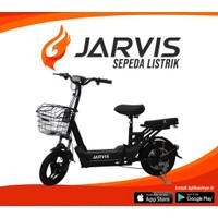 Jarvis 1+ Sepeda Listrik