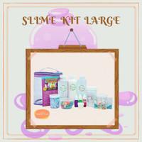 Slime Kit MEDIUM/BAHAN SLIME/MEMBUAT SLIME/DIY SLIME/SLIME MAKER/DIY
