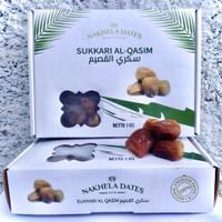 Kurma Sukari Alqosim Premium Kurma Sukkari Madinah 1 kg Fresh New