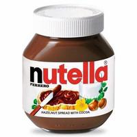 Nutella Chocolate Hazelnut Spread / Selai Coklat Hazelnut 350 gr