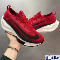Sepatu Nike Air Zoom Alphafly Next Percent Red Black White