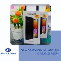 NEW SAMSUNG GALAXY A32 GARANSI RESMI