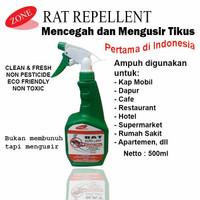 PENGUSIR TIKUS ANTI RAT ZONE / RAT REPELLENT UNTUK KAP MOBIL