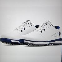 sepatu golf armours mens UA white