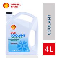 Shell Coolant Longlife Plus (4L)