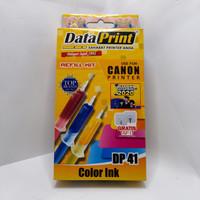TINTA REFILL PRINTER CANON iP2770 DATA PRINT WARNA DP 41