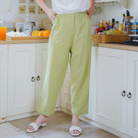 HighWaist Pants Beatrice Clothing - Celana Panjang Wanita