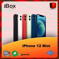 Apple iPhone 12 Mini 64GB 128GB 256GB Garansi Resmi TAM / IBOX