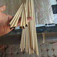 shaft anak panah arrow bambu ukuran 8mm