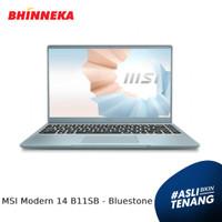 MSI Modern 14 B11SB/Intel Core i7/16GB/512GB/Windows 10 Home/Resmi
