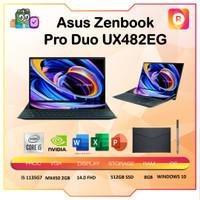 ASUS Zenbook Pro Duo UX482EG KA551IPS i5 1135G7 8GB 512ssd MX450 2GB