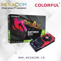 Colorful Geforce GTX 1650 Super NB 4G-V 4GB GDDR6 - 128bit