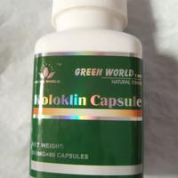 Promo Koloklin Green World/Obat Sembelit/Melancarkan Bab/Obat Usus
