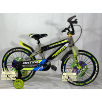 Sepeda Anak Laki Artini BMX 18 inch Ban Jumbo