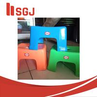 Kursi / Bangku Jongkok Plastik Solido Shinpo