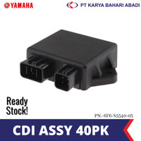 Yamaha Genuine Parts C.D.I. UNIT ASSY 40PK 6F6-85540-03