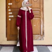 Baju Gamis Anissa Size XL XXL