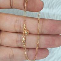 gelang paperlina love tanpa mata emas 70% 700 70 % 16k