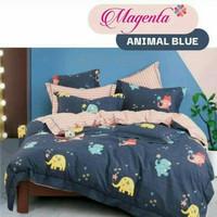 Sprei Set Bed Cover Katun Premium anak size 160x200 x Tinggi 35cm