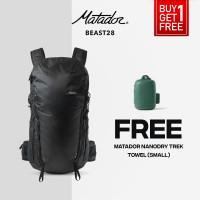 Tas Outdoor Travel Matador Beast28 Ultralight Technical Backpack Bags
