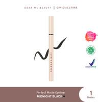Dear Me Beauty Perfect Matte Eyeliner - Black FS