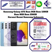 Samsung Galaxy A72 8/256 8/128 8GB/128GB 8GB/256GB Garansi Resmi