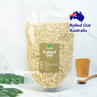 Rolled Oat Natural 1kg / Regular