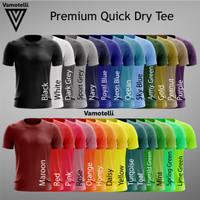 Kaos Polos Oblong Dry-fit Drifit Olahraga Sport jersey
