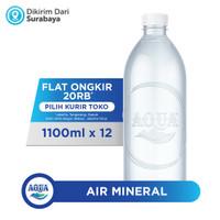 AQUA Life 1100ml x 12 botol (1 box) - SBY
