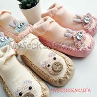 sepatu bayi prewalker / baby prewalker kaos kaki sepatu