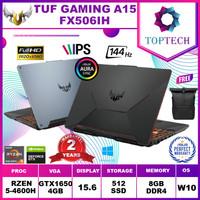ASUS TUF GAMING A15 FX506IH 144Hz Ryzen 5 4600H GTX1650 4GB W10