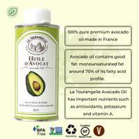 La Tourangelle AVOCADO OIL is 100% pure