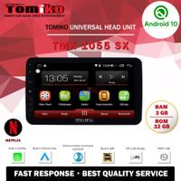 Head Unit Android TOMIKO Universal TMK 1055 SX