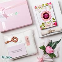 Paket Seserahan Package Hantaran Mukena Premium Kado Hadiah Silver