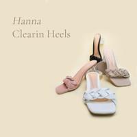 Hanna Clear Heels