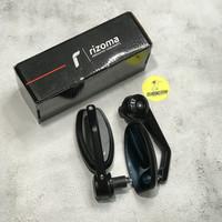 Spion Rizoma bar end Oval CNC Vespa Sprint Prima GTS S LX