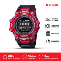 Casio G-Shock Jam tangan Pria GBD-100SM-4A1DR
