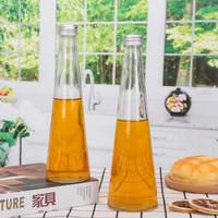 Botol Kaca/Botol Air Mineral/Botol Jus/Glass Bottle/Botol Sirup/Botol