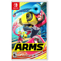 Nintendo Switch ARMS (English) | Switch Games