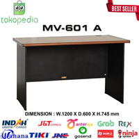 Vip Meja Kantor Mv 601A Unlimitedyeelloow
