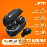 TWS I Headset Bluetooth 5.1 JETE T2 - Garansi Resmi 2th