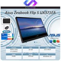Asus Zenbook Flip S UX371EA 4K i7 1165G7 16GB 1TBssd IrisXE W10+OHS