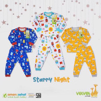 Velvet Junior Setelan Panjang Baju Kaos Oblong Bayi Anak S M L XL XXL