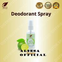 Deodorant Spray SR12 Original Premium Reguler Anti Bau Ketiak Official