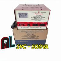 MATSUNAGA Stabilizer Soft Start CPU 500W Stavol 500VA Stavolt 500 Watt